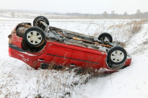 Flip Over Accident Lawyers